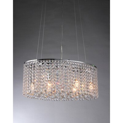 Imogene 5-Light Drum Pendant