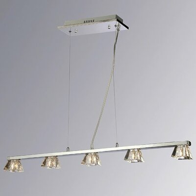 Brandon 5-Light Kitchen Island Pendant