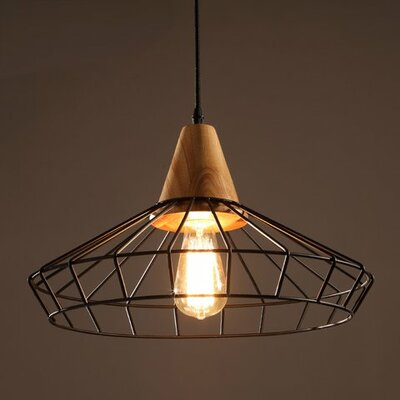 Edison Elysian 1-Light Mini Pendant