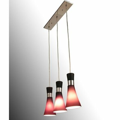 Ariana 3-Light Kitchen Island Pendant