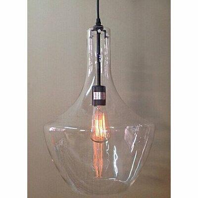 Edison Love 1-Light Mini Pendant