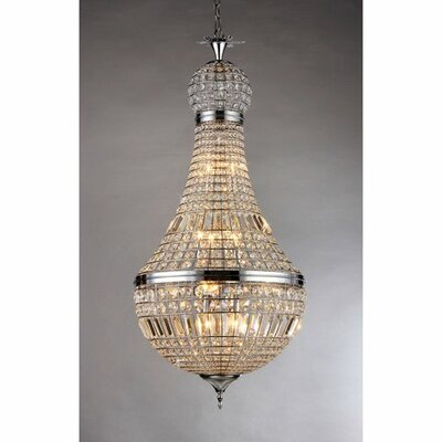 Behati 14-Light Empire Chandelier