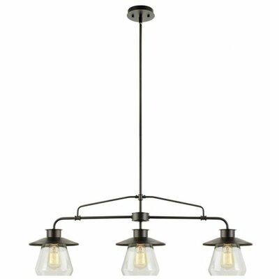 Edison Angela 3-Light Pendant