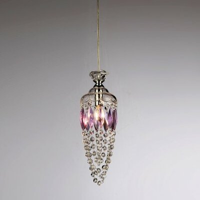 Mignonette 1-Light Mini Pendant