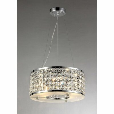 Richlenes 5-Light Drum Chandelier