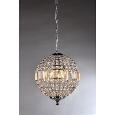 9-Light Globe Pendant