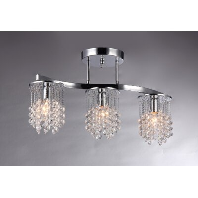 Clee 3-Light Kitchen Island Pendant