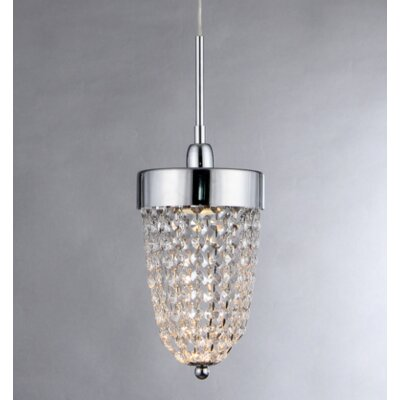 Isabella 1-Light Foyer Pendant