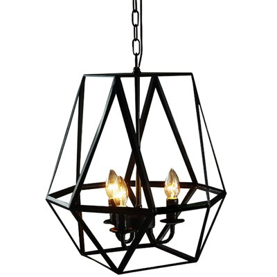 Shandie 3-Light Foyer Pendant