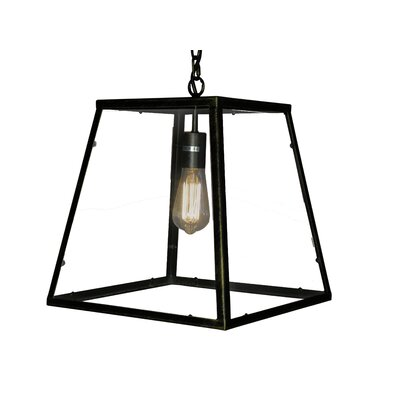 Minerva 1-Light Foyer Pendant