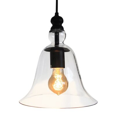 Marlowe 1-Light Inverted Pendant