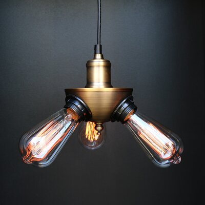 Liia 3-Light Pendant