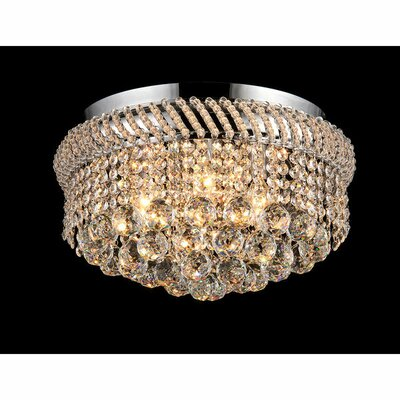 Rachel 4-Light Flush Mount