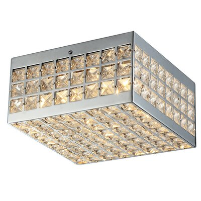 Olwenn 4-Light Flush Mount
