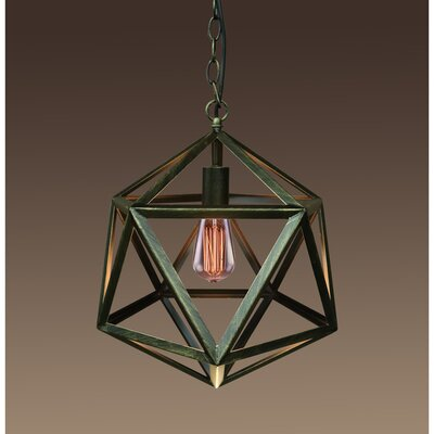 Lupia 1-Light Mini Pendant