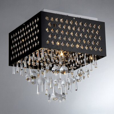 Aphrodite 9-Light Crystal Chandelier