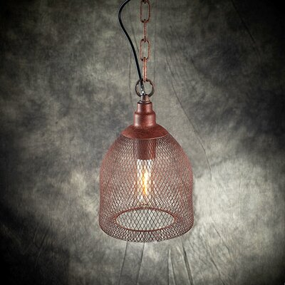 Hazel 1-Light Inverted Pendant
