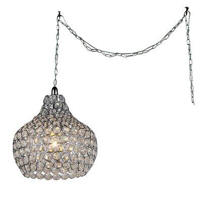 Cecilia 1-Light Mini Pendant