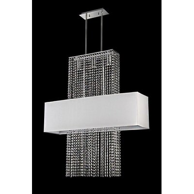 Mikayla 3-Light Kitchen Island Pendant