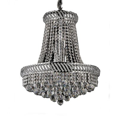 Chelsea 8-Light Empire Chandelier