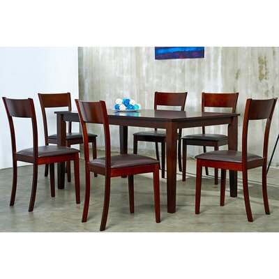 Ida 7 Piiece Dining Table Set