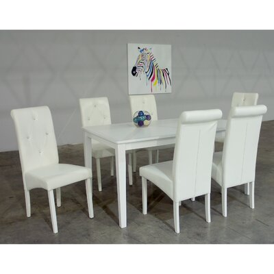 Dita 7 Piece Dining Set