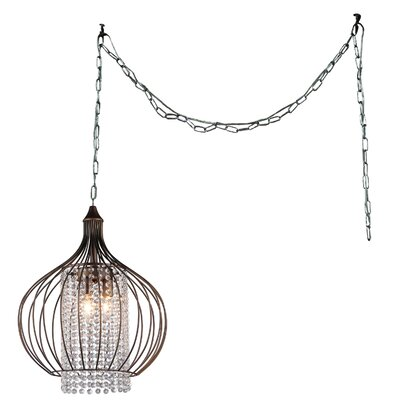Fannie 3-Light Drum Pendant