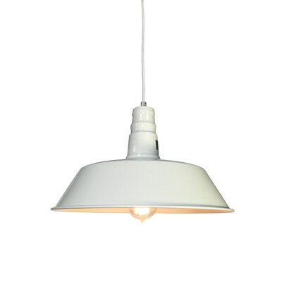 Tirza 1-Light Inverted Pendant