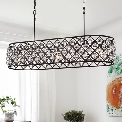 Mars 5-Light Kitchen Island Pendant