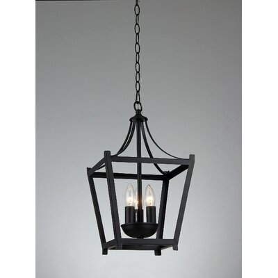 Giuliana 3-Light Foyer Pendant
