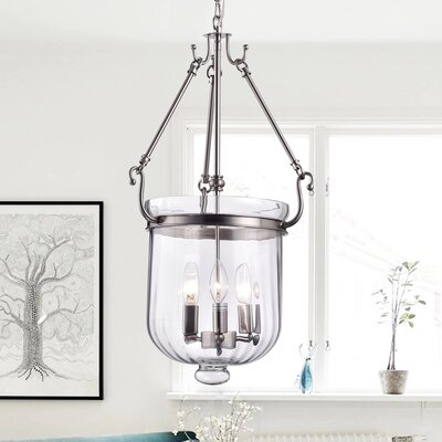 Winfield 3-Light Candle-Style Chandelier
