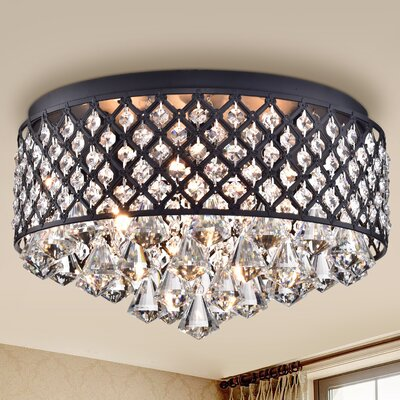 Jepsen 4-Light Flush Mount