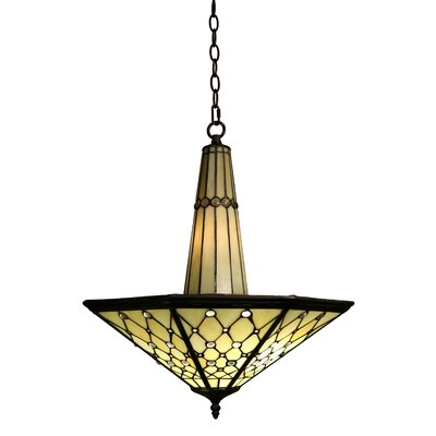 Georgina 3-Light Empire Chandelier