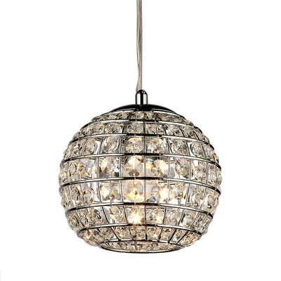 Wright 1-Light Mini Pendant