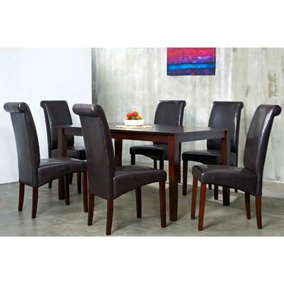 Jasmine 7 Piece Dining Set