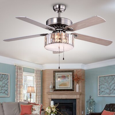 Kimalex Wood 4 Blade Ceiling Fan