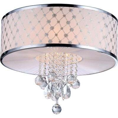 Frances 5-Light Flush Mount