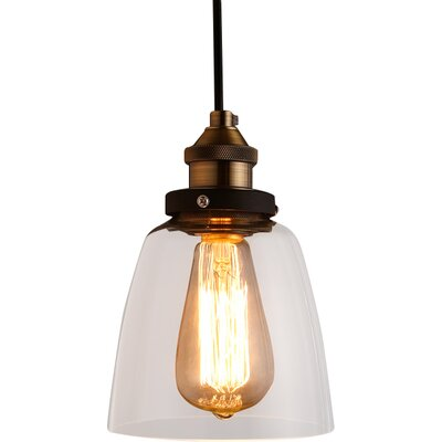 Shantelle 1 Light Mini Pendant