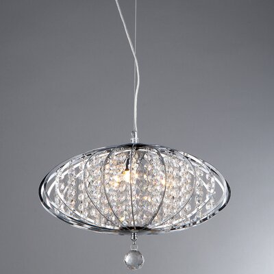 Persephone 3-Light Mini Chandelier