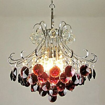 Athena 3-Light Mini Chandelier