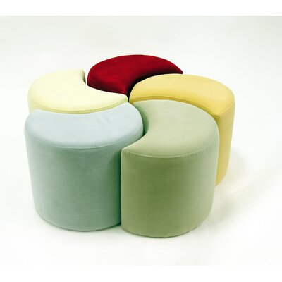 Blossom Cocktail Ottoman