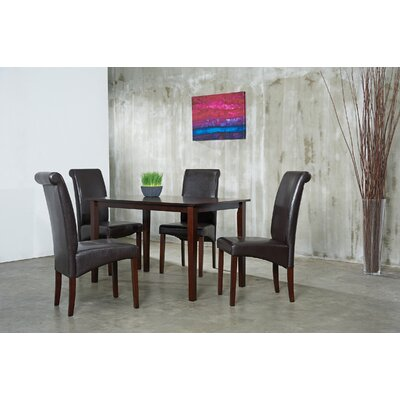 Jasmine 5 Piece Dining Set