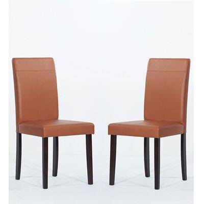 High-Back Parsons Chair