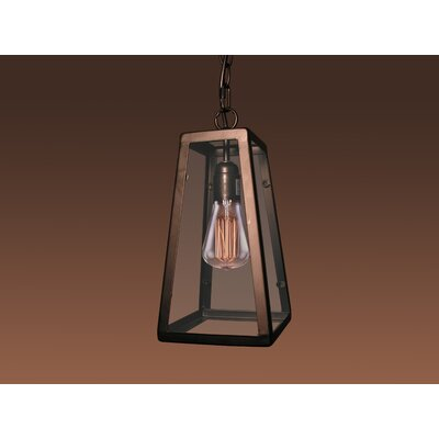 Bonnie Edison 1-Light Mini Pendant