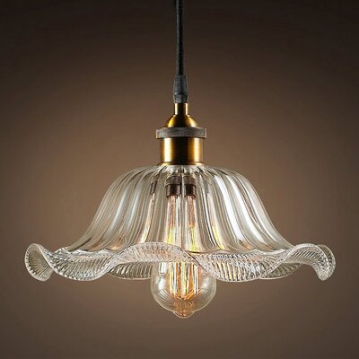 Sarai Edison 1-Light Mini Pendant