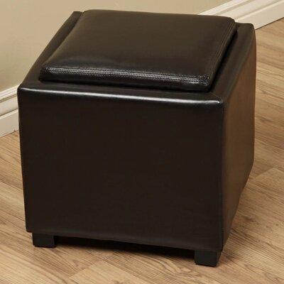 Ryan Storage Seat Ottoman