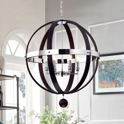 Nisa 6-Light Chandelier