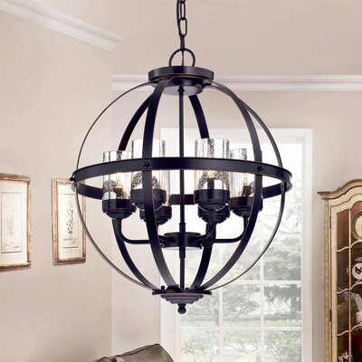 Gildard 6-Light Globe Pendant