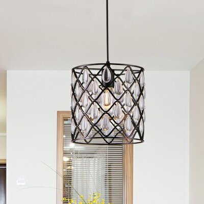 Polito 1-Light Pendant Light