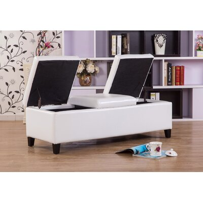 Ocean City Storage Ottoman